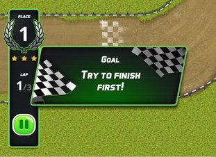 Rally Racer - Screenshot